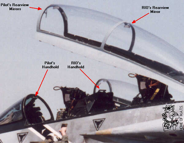 F 14 Tomcat Cockpit HOME OF M.A.T.S. - The...