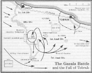 Batalla de Gazala
